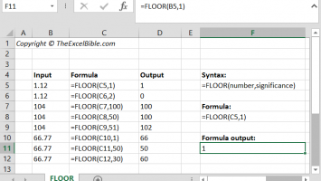 Excel MATCH function - The Excel Bible